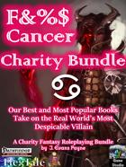 IGS F&%$ Cancer 2021 Charity [BUNDLE]