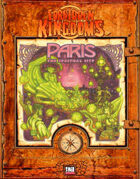 Forbidden Kingdoms - Paris: The Spectral City Babbage Edition