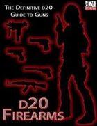 d20 Firearms