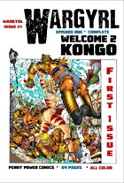 Wargyrl #1: Welcome 2 Kongo