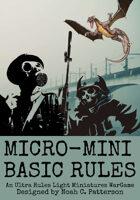 Micro-Mini BASIC Rules