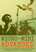 Micro-Mini ADVANCED Rules