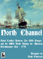 North Channel: Naval Conflict of the American Revolution