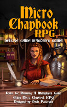 Micro Chapbook RPG Deluxe Game Master's Guide