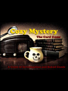 Cozy Mystery: The Card Game