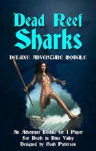 Dead Reef Sharks