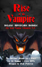 Rise of the Vampire: The Lord VanDrac Chronicles V.5