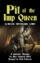 Pit of the Imp Queen (Starter Adventure)
