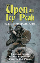 Upon an Icy Peak (Starter Adventure)