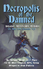 Necropolis of the Damned: The Bone Lord Chronicles V.5