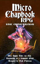 Micro Chapbook RPG: Basic Edition