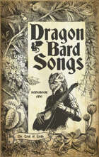 Dragon Bard Songs: The Trial of Trolls