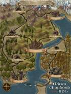 Micro Chapbook RPG: Deluxe World Map