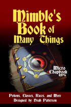 Mimble's Book of Many Things