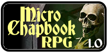 Micro Chapbook RPG 1.0