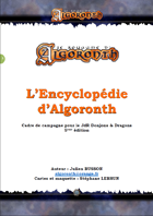 L'Encyclopédie d'Algoronth