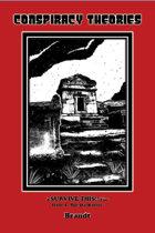 Conspiracy Theories A SURVIVE THIS!! Zine:  Issue 1:  The Dark Door
