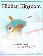 Hidden Kingdom with Map [BUNDLE]