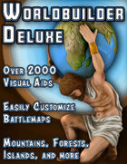 Worldbuilder Deluxe Battlemap Creation Pack