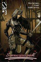 Samurai/Gunslinger #3