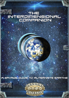The Interdimensional Companion: A Savage Guide to Alternate Earths