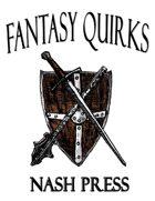 Fantasy Quirks