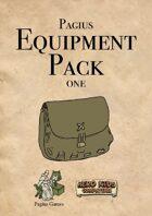 Pagius Equipment Pack One