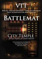 VTT Battlemap - City Temple