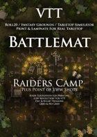 VTT Battlemap - Raiders Camp