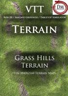 VTT Terrain - Grassy Hills Terrain