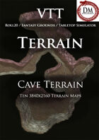 VTT Terrain - Cave Terrain