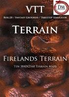 VTT Terrain - Firelands Terrain