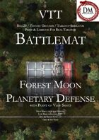 VTT Battlemap -  Forest Moon Planetary Defense