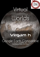Virtual Worlds (Google Earth Compatible) - Virgam h