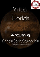 Virtual Worlds (Google Earth Compatible) - Arcum g