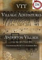 VTT Village Encounters -  Anderton Village