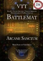 VTT Battlemap - Arcane Sanctum