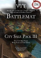 City Map Pack III [BUNDLE]