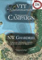 VTT Campaign Map - NW Ghardriel