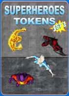 Superheroes Set 1