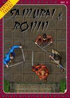 Fantasy Tokens Set 5: Samurai & Ronin