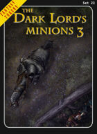 Fantasy Tokens Set 23: The Dark Lord's Minions 3