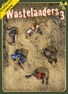 Wasteland Tokens Set 5, Wastelanders 3