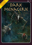 Fantasy Tokens Set 25: Dark Menagerie