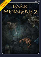Fantasy Tokens Set 27: Dark Menagerie 2