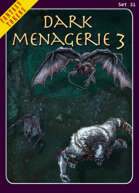 Fantasy Tokens Set 31: Dark Menagerie 3