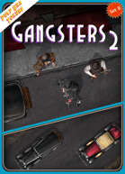 Pulp Era Tokens Set 8 Gangsters 2