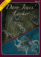 Fantasy Tokens Set 35: Davy Jones' Locker