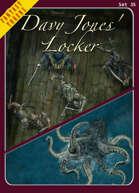 Fantasy Tokens Set 35: Davy Jones' Locker