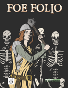 Foe Folio for The Black Hack Second Edition